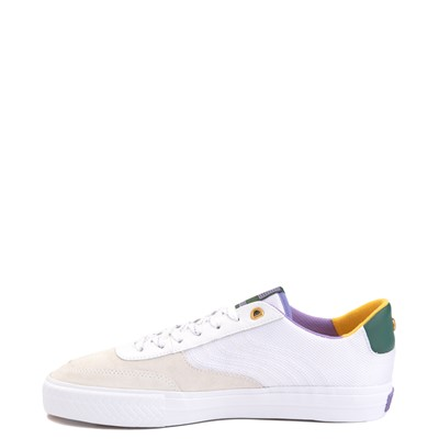 Alternate view of Mens K-Swiss Wrapshot Classic Athletic Shoe - White / Posy Green