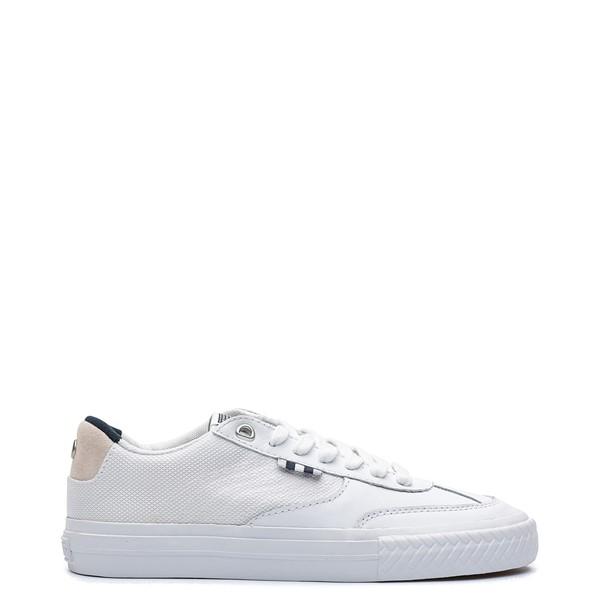 Main view of Womens K-Swiss Wrapshot Classic Athletic Shoe - White / Navy
