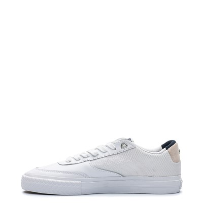 Alternate view of Womens K-Swiss Wrapshot Classic Athletic Shoe - White / Navy