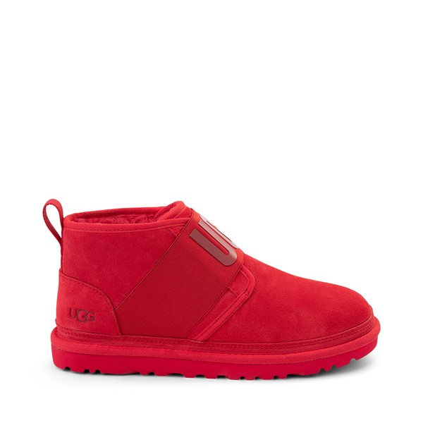 Main view of Womens UGG® Neumel II Slip On Boot - Ribbon Red