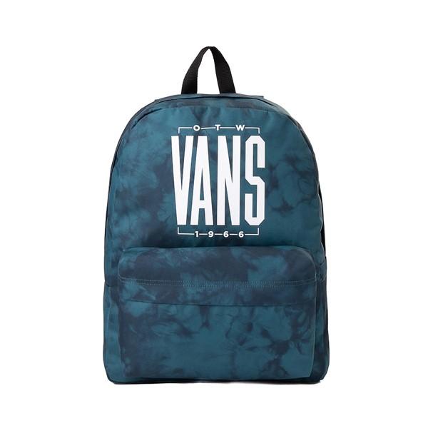 Main view of Vans Old Skool Tie Dye Backpack - Dark Blue