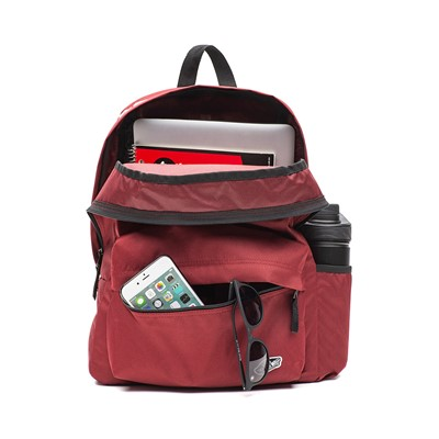 Alternate view of Vans Street Sporty Realm Backpack - Pomegranate