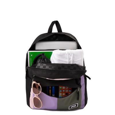 Alternate view of Vans Old Skool Water Color Patch Backpack - Multi