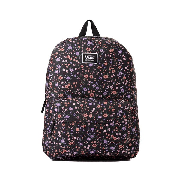 Main view of Vans Old Skool Water Color Floral Backpack - Multi