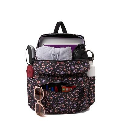 Alternate view of Vans Old Skool Water Color Floral Backpack - Multi