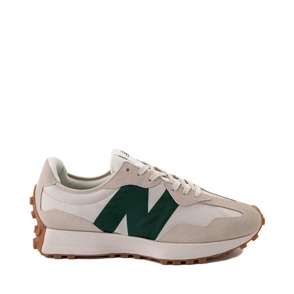 Main view of Mens New Balance 327 Athletic Shoe - Timberwolf
