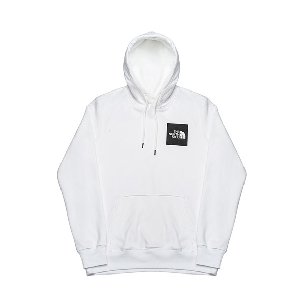 Main view of Mens The North Face Fine Hoodie - White