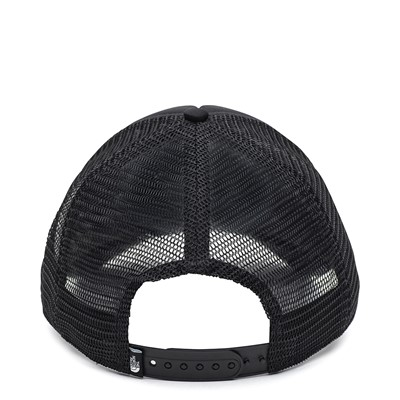 Alternate view of The North Face Logo Trucker Hat - Black