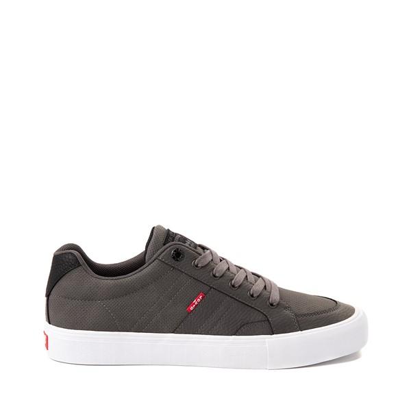 Main view of Mens Levi's Turner WX Sneaker - Charcoal