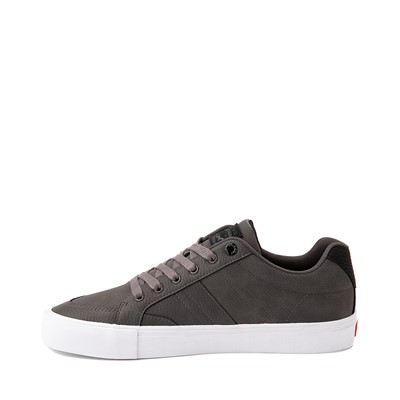 Alternate view of Mens Levi's Turner WX Sneaker - Charcoal