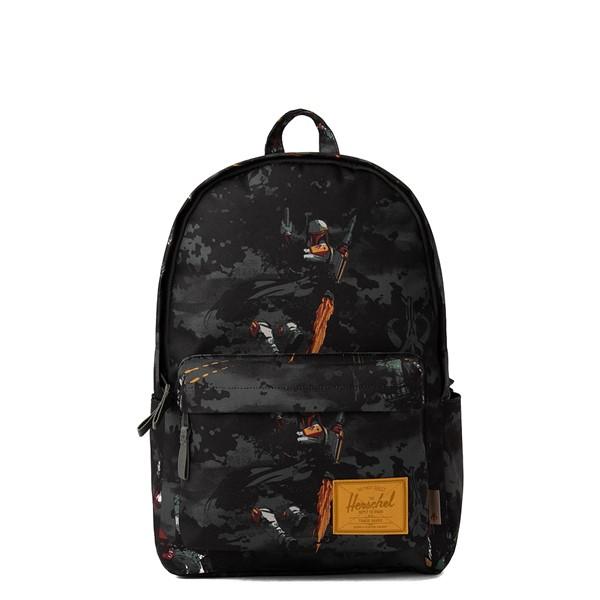 Main view of Star Wars™ x Herschel Supply Co. Boba Fett Classic XL Backpack - Gray