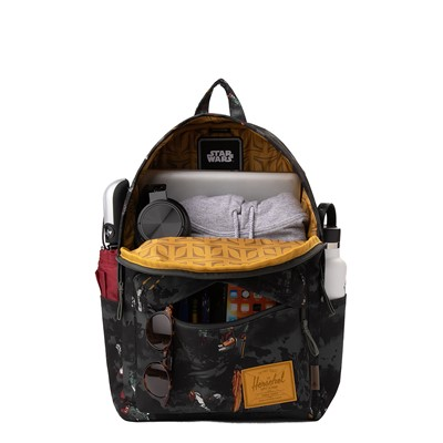 Alternate view of Star Wars™ x Herschel Supply Co. Boba Fett Classic XL Backpack - Gray