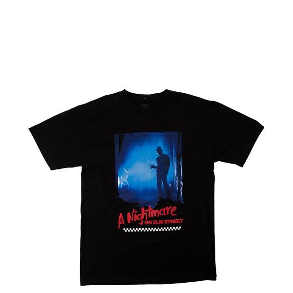 Main view of Mens Vans x Horror A Nightmare On Elm Street Tee - Black