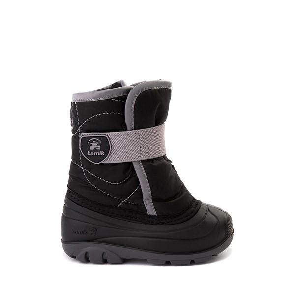 Main view of Kamik Snowbug 3 Boot - Toddler - Black / Grey