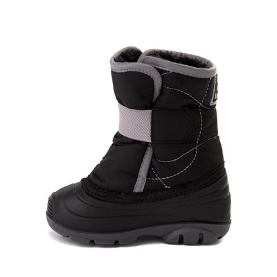 Alternate view of Kamik Snowbug 3 Boot - Toddler - Black / Grey