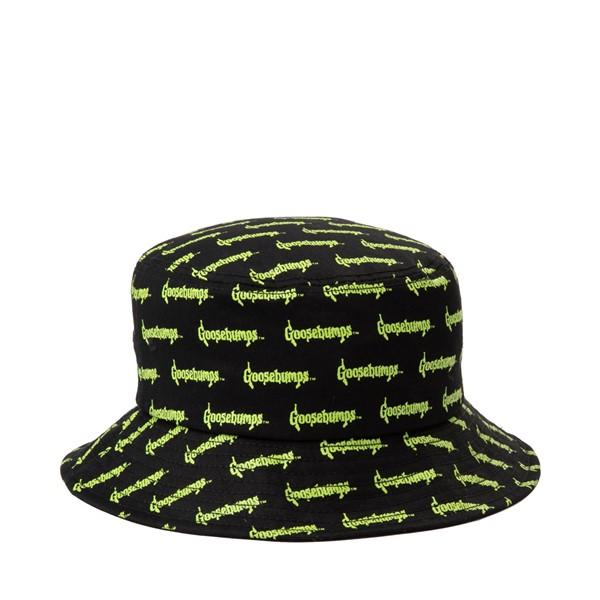 Main view of Goosebumps Bucket Hat - Little Kid - Black