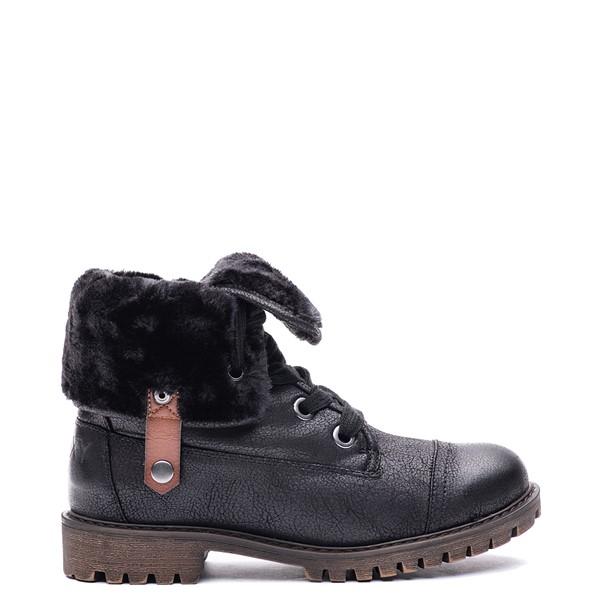 Main view of Womens Roxy Bruna Boot - Black