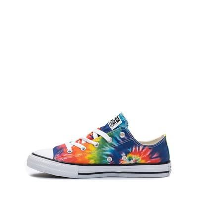 Alternate view of Converse Chuck Taylor All Star Lo Tie Dye Sneaker - Little Kid - Multicolor